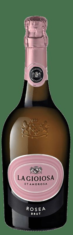Rosea Brut bottle
