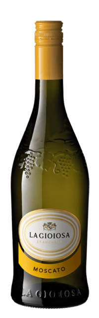 Moscato  Semi-Sparkling IGT bottle