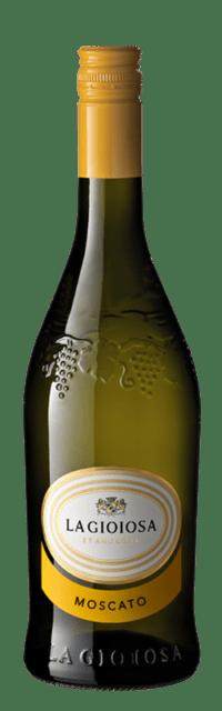 Moscato  Semi-Sparkling IGT bottle