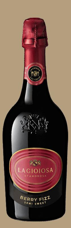 Berry Fizz bottle