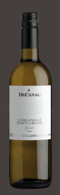 Garganega Pinot Grigio  Garda DOC bottle