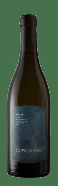 Jalé Chardonnay Sicilia DOC bottle