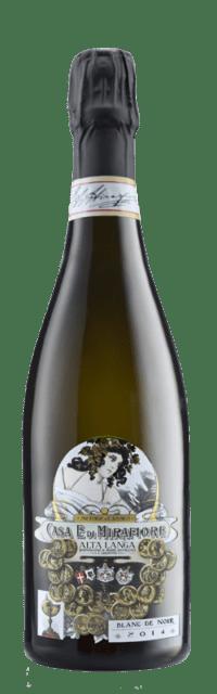 Alta Langa Blanc de Noir DOCG bottle