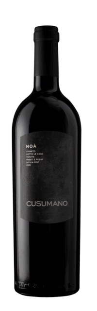 Noà Sicilia DOC bottle