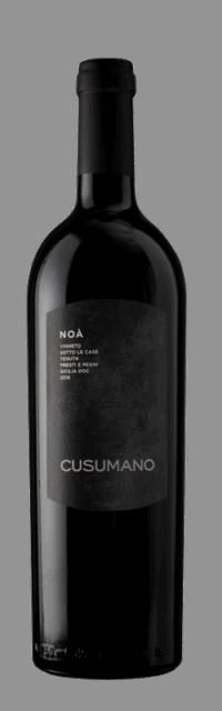 Noà Sicilia DOC bottle