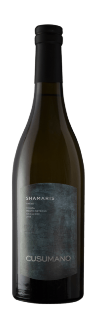 Shamaris Grillo Sicilia DOC bottle