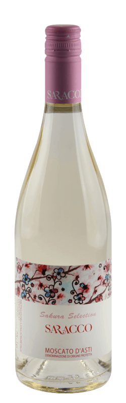 Sakura Selection Moscato d'Asti  bottle