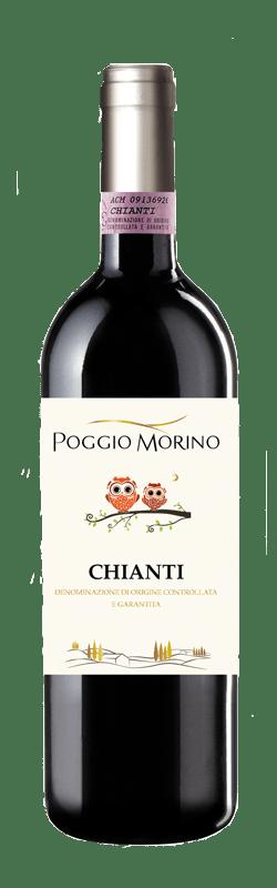 Chianti bottle