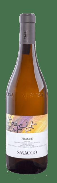 Prasué  Langhe Chardonnay DOC bottle