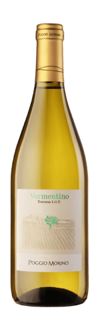 Vermentino  Toscana IGT bottle