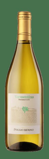 Vermentino  Toscana IGT bottle
