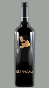 Greppicaia Bolgheri Superiore DOC bottle