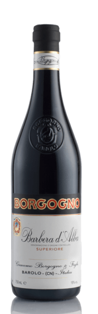 Barbera d'Alba  Superiore DOC bottle