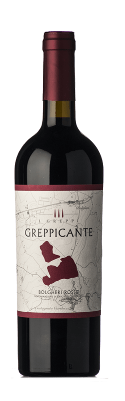 Greppicante bottle