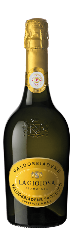 Valdobbiadene Prosecco Superiore  bottle