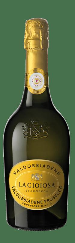 Valdobbiadene Prosecco Superiore  bottle