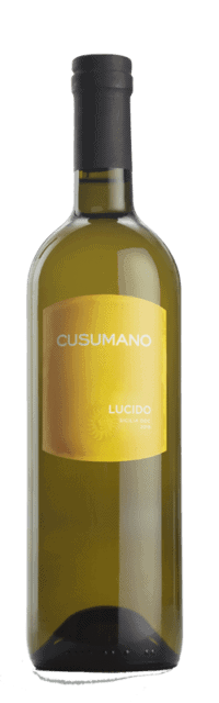 Lucido Sicilia DOC bottle
