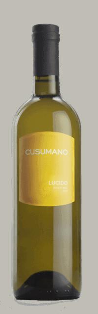 Lucido Sicilia DOC bottle
