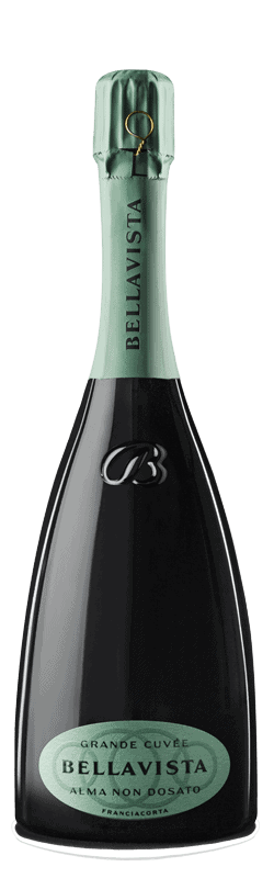 Alma Non Dosato bottle