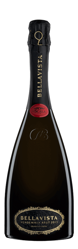 Teatro alla Scala Brut bottle