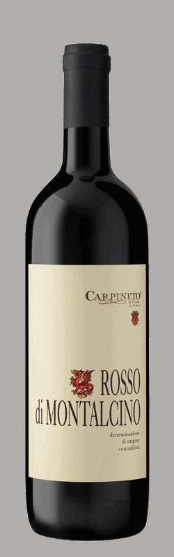 Rosso di Montalcino bottle