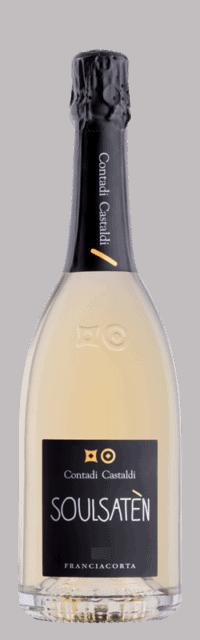 Soulsatèn Franciacorta DOCG bottle