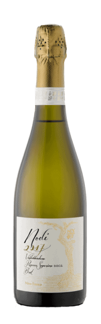 Nodi  Valdobbiadene Prosecco Superiore DOCG bottle