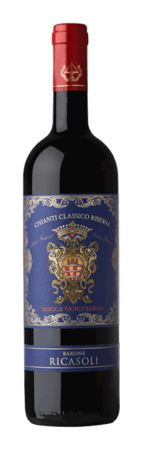 Rocca Guicciarda Chianti Classico Riserva DOCG bottle