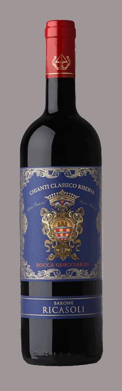 Rocca Guicciarda bottle