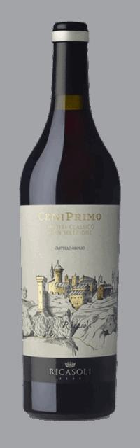 Ceniprimo  Chianti Classico DOCG Gran Selezione bottle