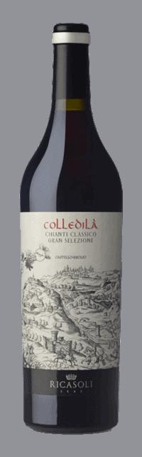 Colledilà  Chianti Classico DOCG Gran Selezione bottle