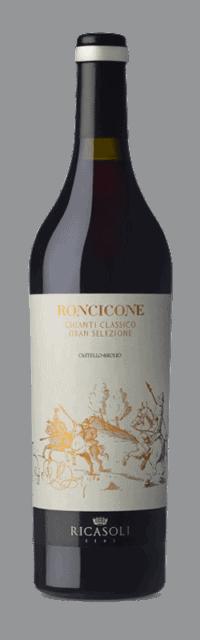 Roncicone  Chianti Classico DOCG Gran Selezione bottle