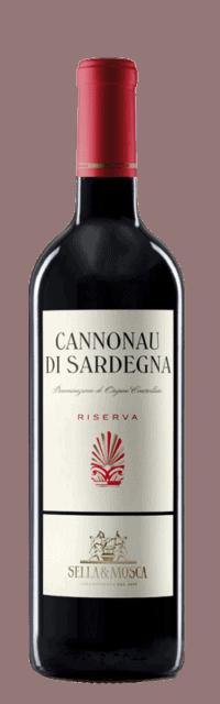 Cannonau di Sardegna Riserva DOC bottle