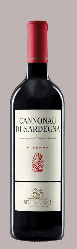 Cannonau di Sardegna Riserva bottle
