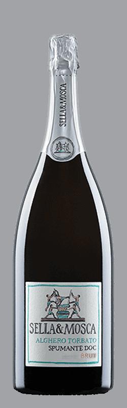 Torbato Brut bottle