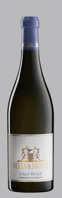 Cala Reale  Vermentino di Sardegna DOC bottle
