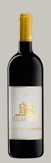 Cannonau di Sardegna  DOC bottle