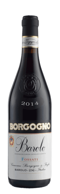 Fossati Barolo DOCG bottle
