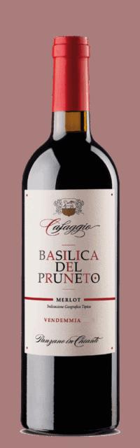 Basilica del Pruneto Merlot IGT bottle