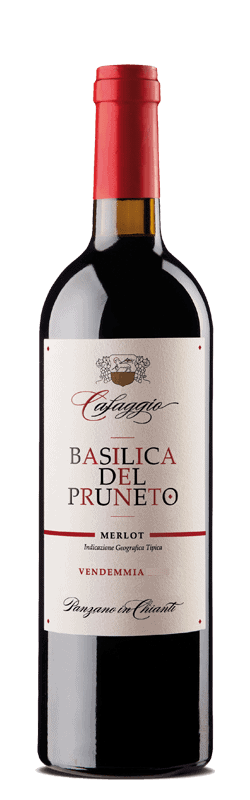 Basilica del Pruneto bottle