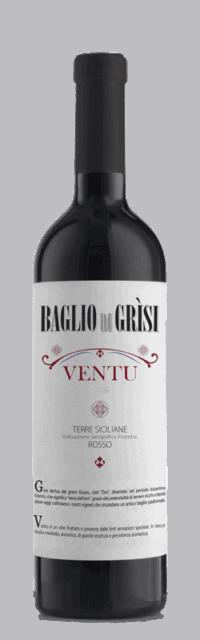 Ventu  Terre Siciliane IGP Rosso bottle