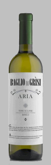 Aria Terre Siciliane IGT bottle