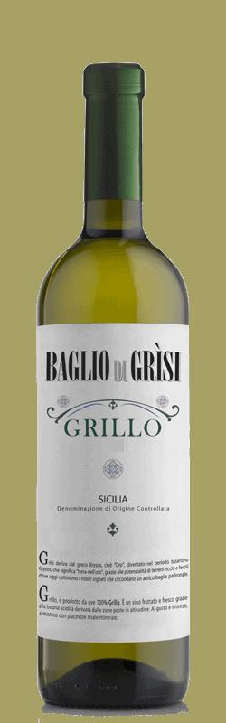 Grillo bottle