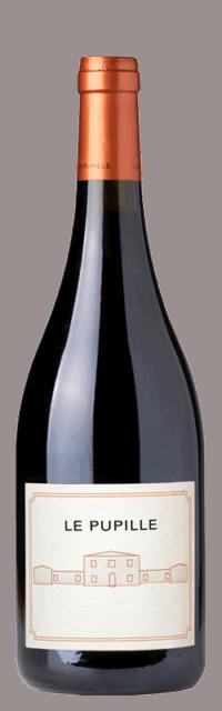Le Pupille Syrah Toscana IGT bottle