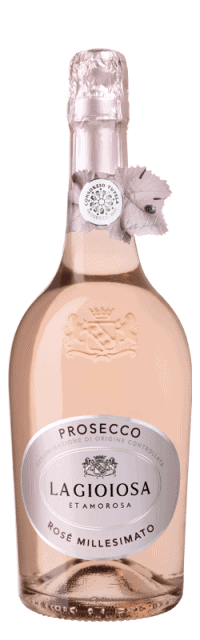 Prosecco Rosé Millesimato DOC bottle