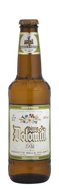 Pils Blond Lager bottle