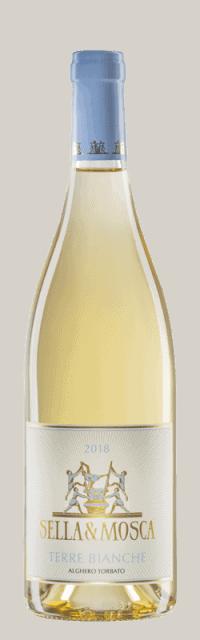Terre Bianche Alghero Torbato DOC bottle