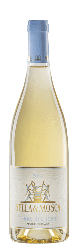 Terre Bianche bottle