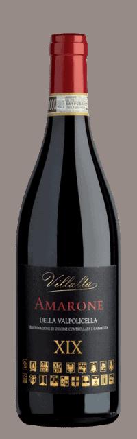 XIX Amarone della Valpolicella DOCG bottle