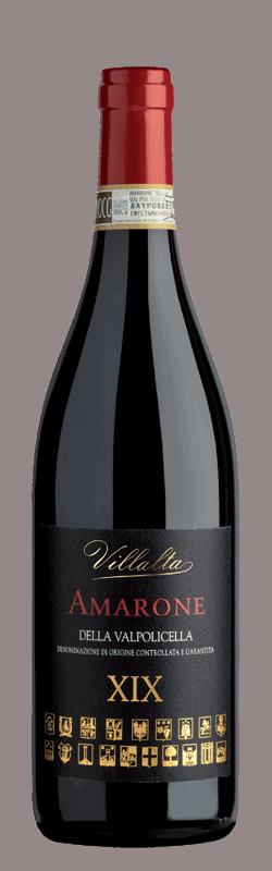 XIX Amarone della Valpolicella bottle